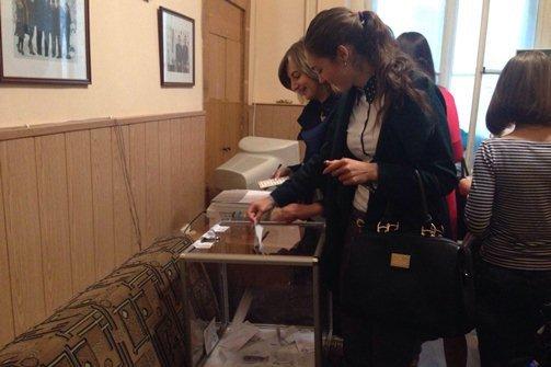 Студенти ЧНУ ім. Ю. Федьковича обрали голову Студентського парламенту (фото) - фото 3