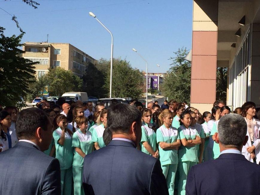 Открытие многопрофильной клиники «Sofie Med Group» в Актау (фото) (фото) - фото 2