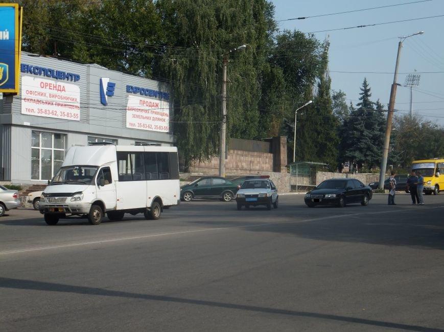 В Кировограде произошла мелкая авария (ФОТО) (фото) - фото 1