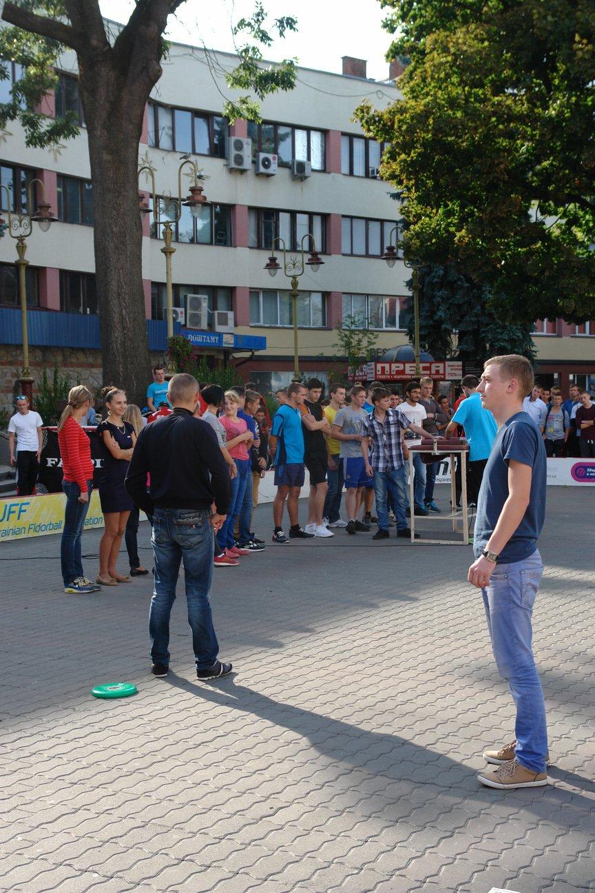Як проходить свято здоров'я в Івано-Франківську? (ФОТО) (фото) - фото 1