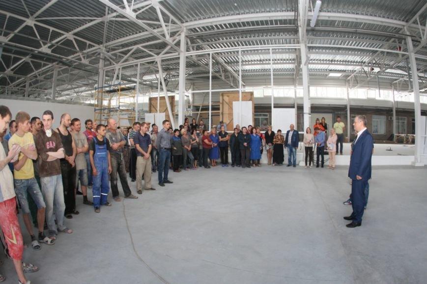 Предприниматели Днепропетровска хотят работать на развитие города, а не жить в страхе перед очередным рейдерским захватом, - Вилкул (фото) - фото 1