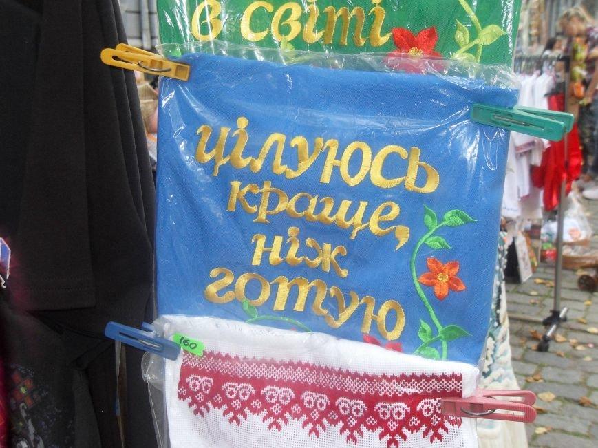 У центрі Полтави вирує ярмарок до Дня міста (фото) - фото 1