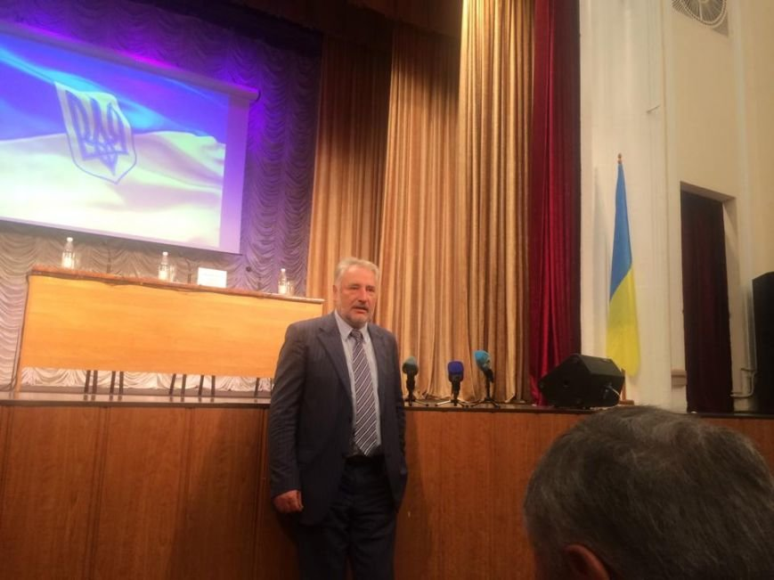 Жебривский не пообещал предпринимателям налоговых каникул, но порадовал низкими процентами по кредитам, фото-1