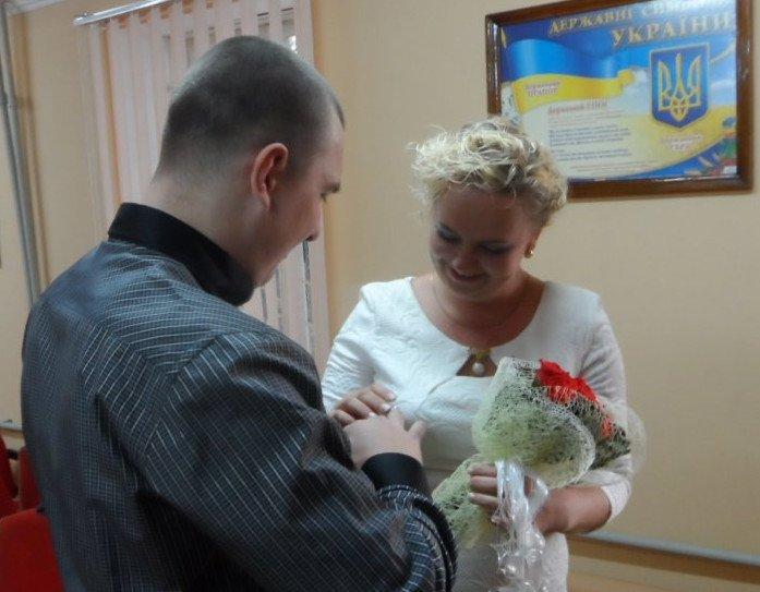 В Мариупольском СИЗО сыграли свадьбу (ФОТО) (фото) - фото 1