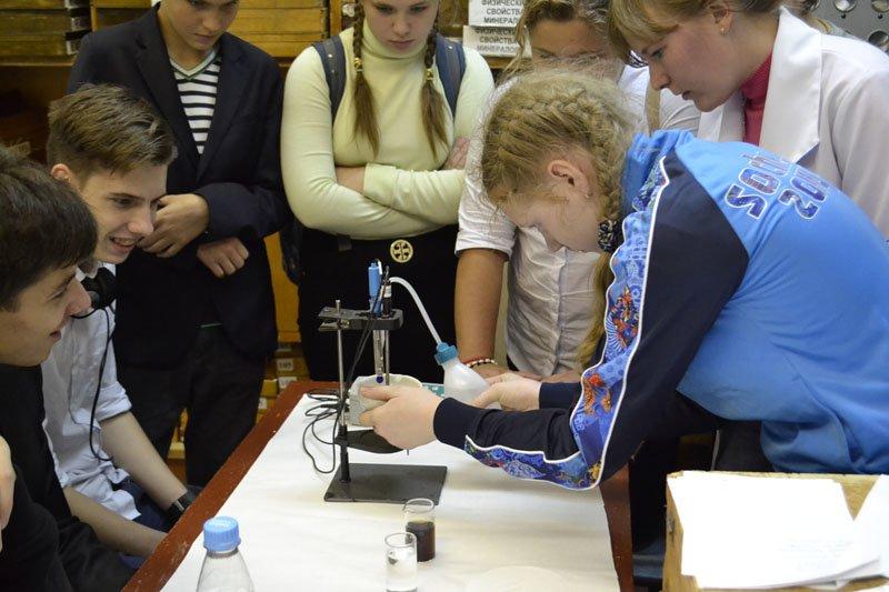 Викторина «Увлекательная наука» прошла в Аграрном университете города Пушкина (фото) - фото 1