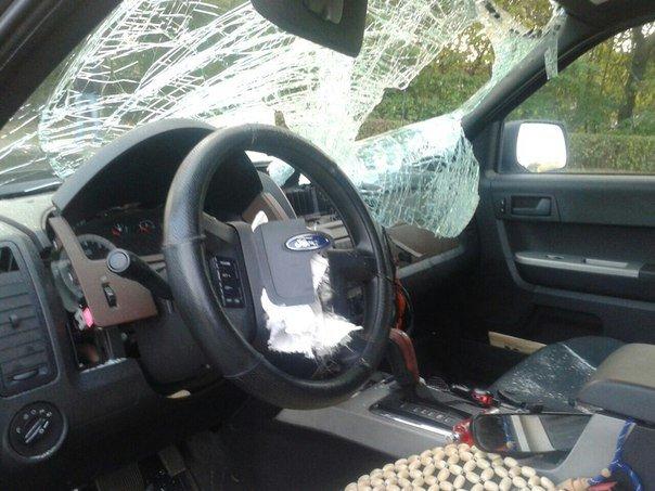 В Лиде пьяный водитель сбил парня и протащил его 10 метров на капоте (фото) - фото 3