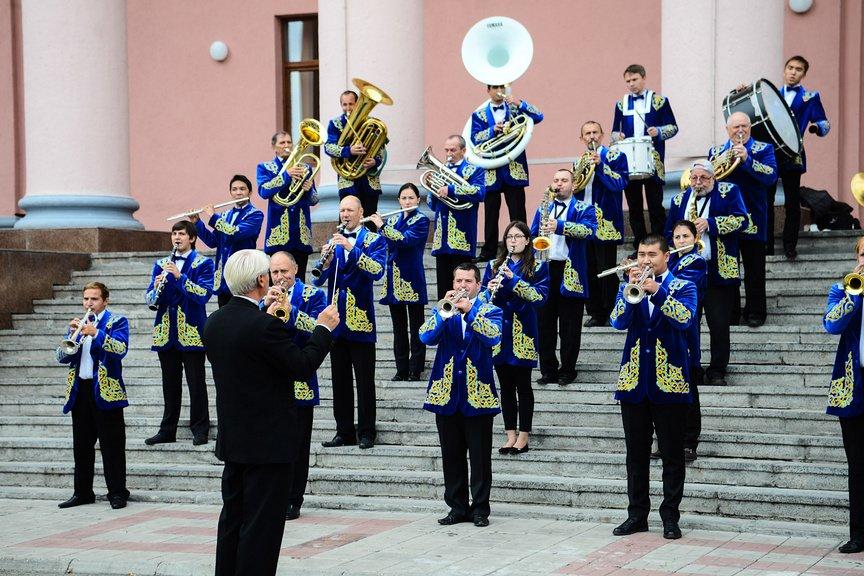 День труда в Усть-Каменогорске