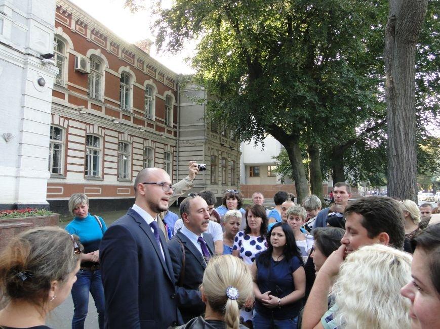 Підприємці Хмельницького планують подати до суду на міську раду (Фото, відео) (фото) - фото 2
