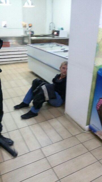 У Львові спіймали злодія, який намагався пограбувати крамницю (ФОТО) (фото) - фото 1