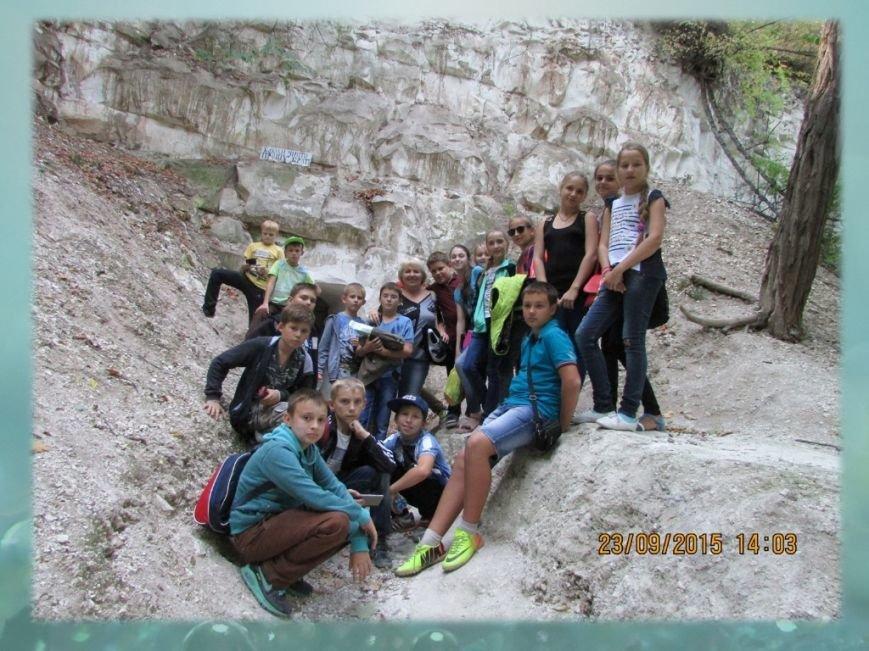 Ученики УВК №4  Доброполья посетили Святогорск, фото-6
