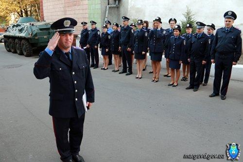 В Мариуполе проверили милиционеров: внешний вид, обмундирование и нахождение на рабочих местах (ФОТО), фото-2