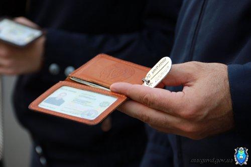 В Мариуполе проверили милиционеров: внешний вид, обмундирование и нахождение на рабочих местах (ФОТО), фото-4