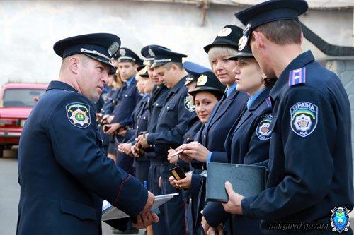 В Мариуполе проверили милиционеров: внешний вид, обмундирование и нахождение на рабочих местах (ФОТО), фото-5