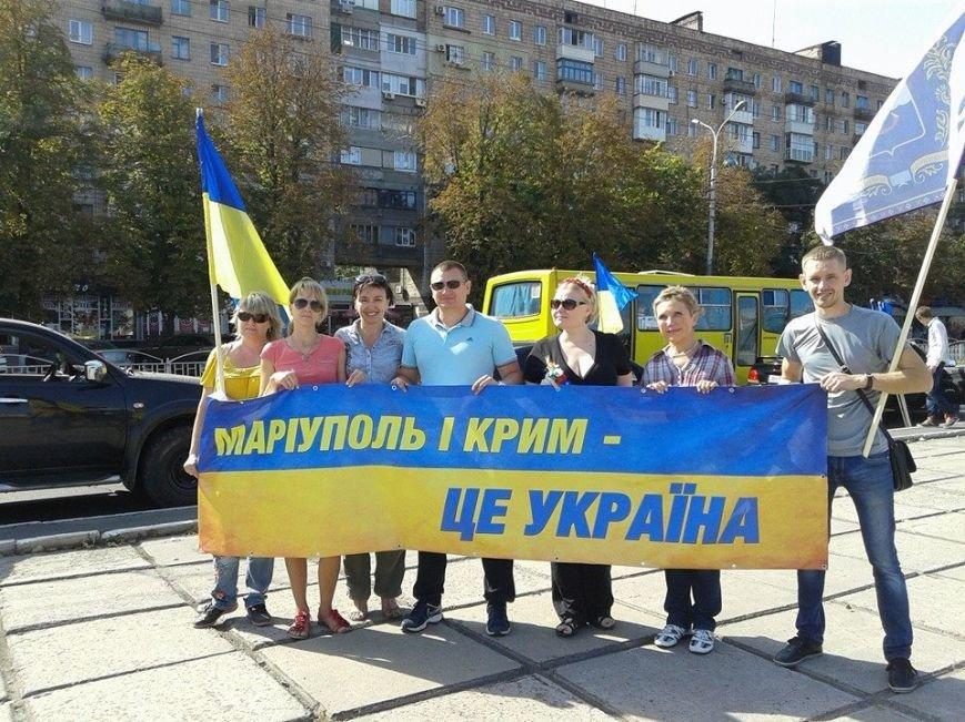 Мариупольцы выехали в Чонгар, но не все горожане поддерживают блокаду Крыма (Дополнено, ФОТО, ВИДЕО), фото-2