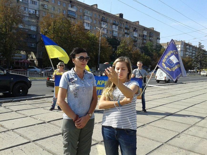 Мариупольцы выехали в Чонгар, но не все горожане поддерживают блокаду Крыма (Дополнено, ФОТО, ВИДЕО), фото-1