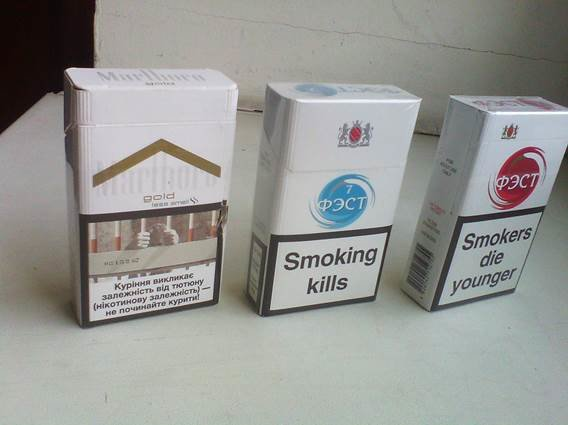 У Львові функціонував підпільний склад із фальсифікованим тютюном (фото) - фото 2