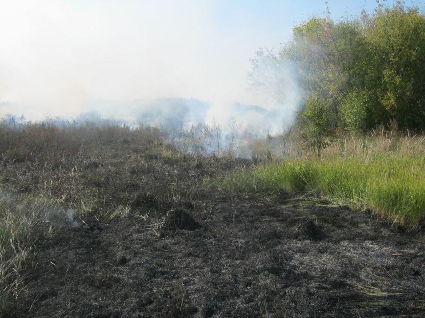 Фото пожежа с.Вiкторинiвка 2
