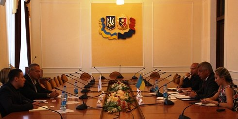 Михайло Загородний зустрівся із спостерігачами ОБСЄ, фото-1