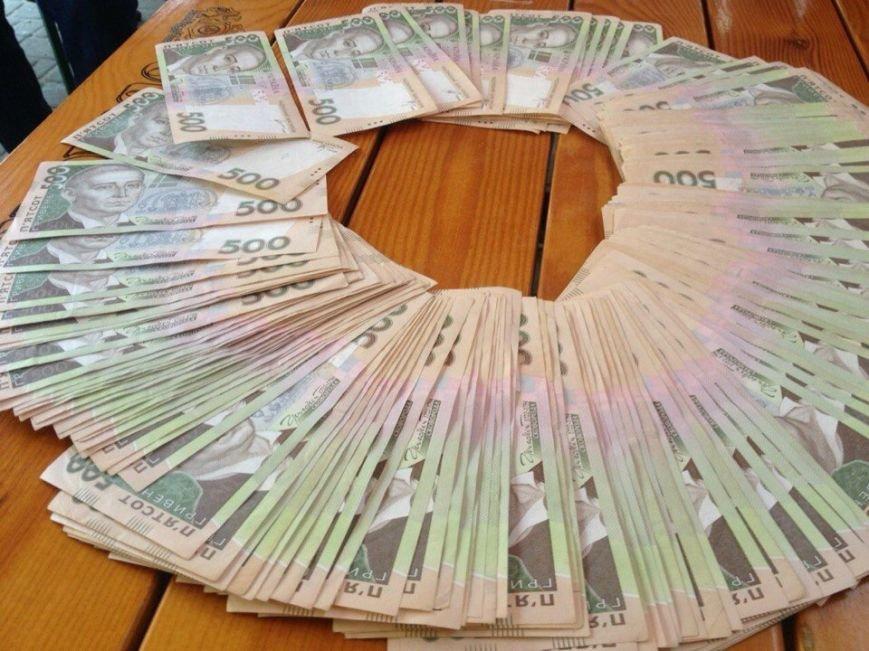 В Сумах на взятке задержан глава областной избирательной комиссии (ФОТО) (фото) - фото 1