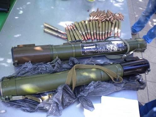 В Славянске задержали двух боевиков «ДНР» (ФОТО) (фото) - фото 1