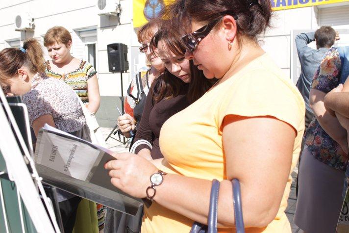 Сегодня в Доброполье состоялась Ярмарка вакансий (ФОТО), фото-3