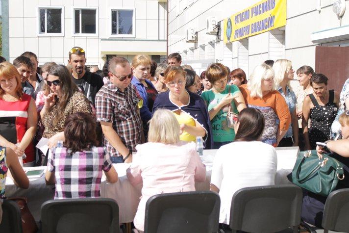 Сегодня в Доброполье состоялась Ярмарка вакансий (ФОТО), фото-13