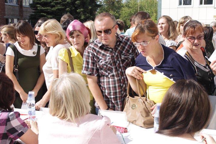 Сегодня в Доброполье состоялась Ярмарка вакансий (ФОТО), фото-16