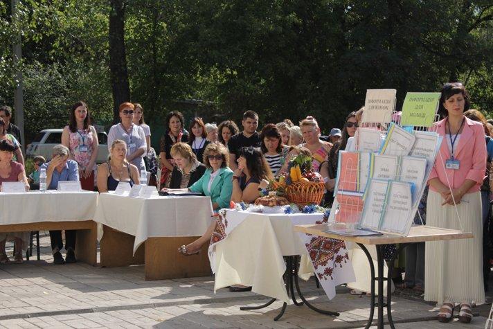 Сегодня в Доброполье состоялась Ярмарка вакансий (ФОТО), фото-10