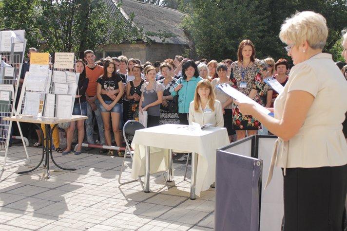 Сегодня в Доброполье состоялась Ярмарка вакансий (ФОТО), фото-9