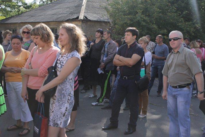Сегодня в Доброполье состоялась Ярмарка вакансий (ФОТО), фото-11