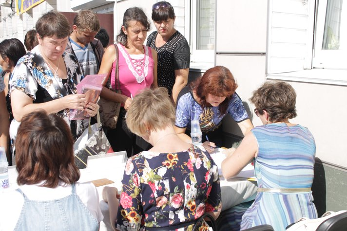 Сегодня в Доброполье состоялась Ярмарка вакансий (ФОТО), фото-14
