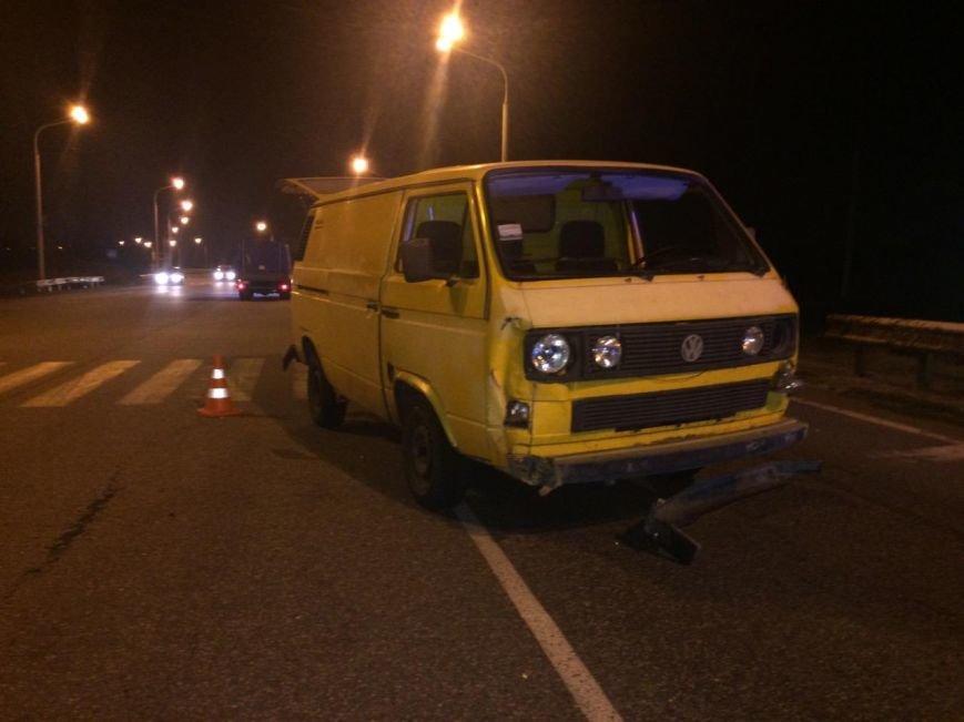 ДТП в Днепропетровске: столкнулись Volkswagen и ЗАЗ (ФОТО) (фото) - фото 4