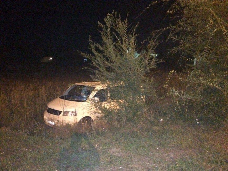 ДТП в Днепропетровске: столкнулись Volkswagen и ЗАЗ (ФОТО) (фото) - фото 3