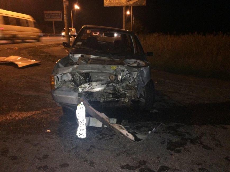 ДТП в Днепропетровске: столкнулись Volkswagen и ЗАЗ (ФОТО) (фото) - фото 7