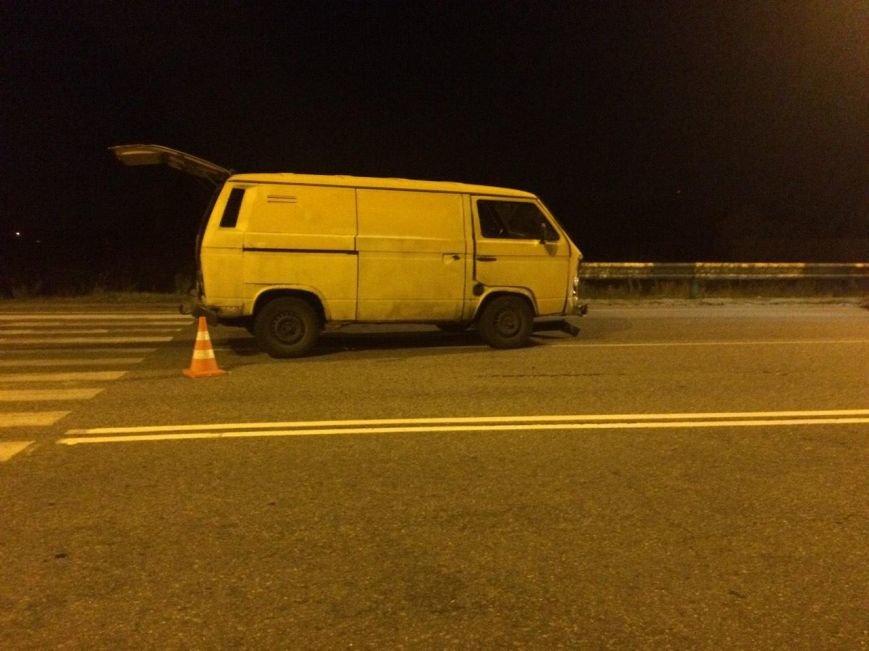 ДТП в Днепропетровске: столкнулись Volkswagen и ЗАЗ (ФОТО) (фото) - фото 2
