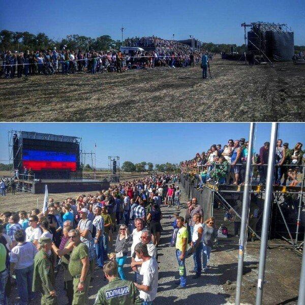 СМИ: На танковом биатлоне «ДНР» погибла девочка (фото) - фото 2