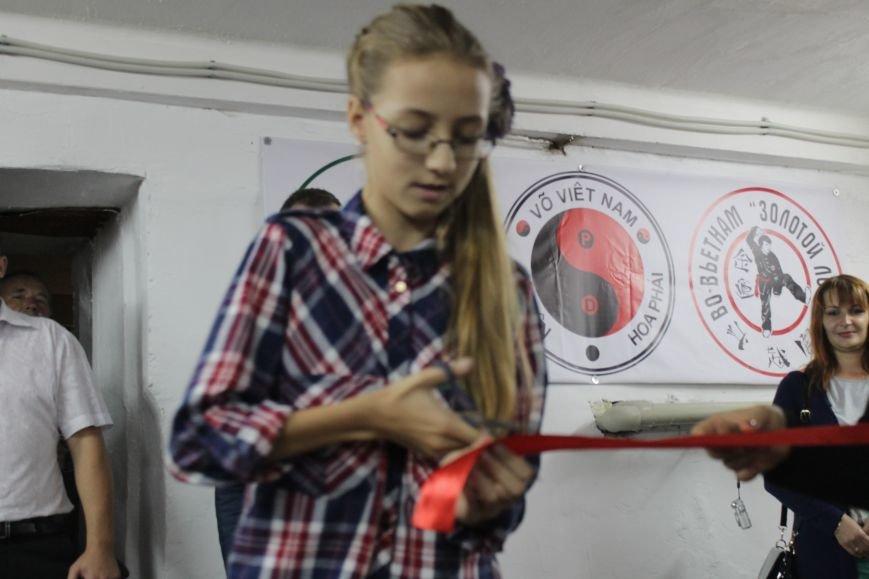 В Доброполье впервые за 25 лет отремонтировали спортивный зал (ФОТО), фото-6