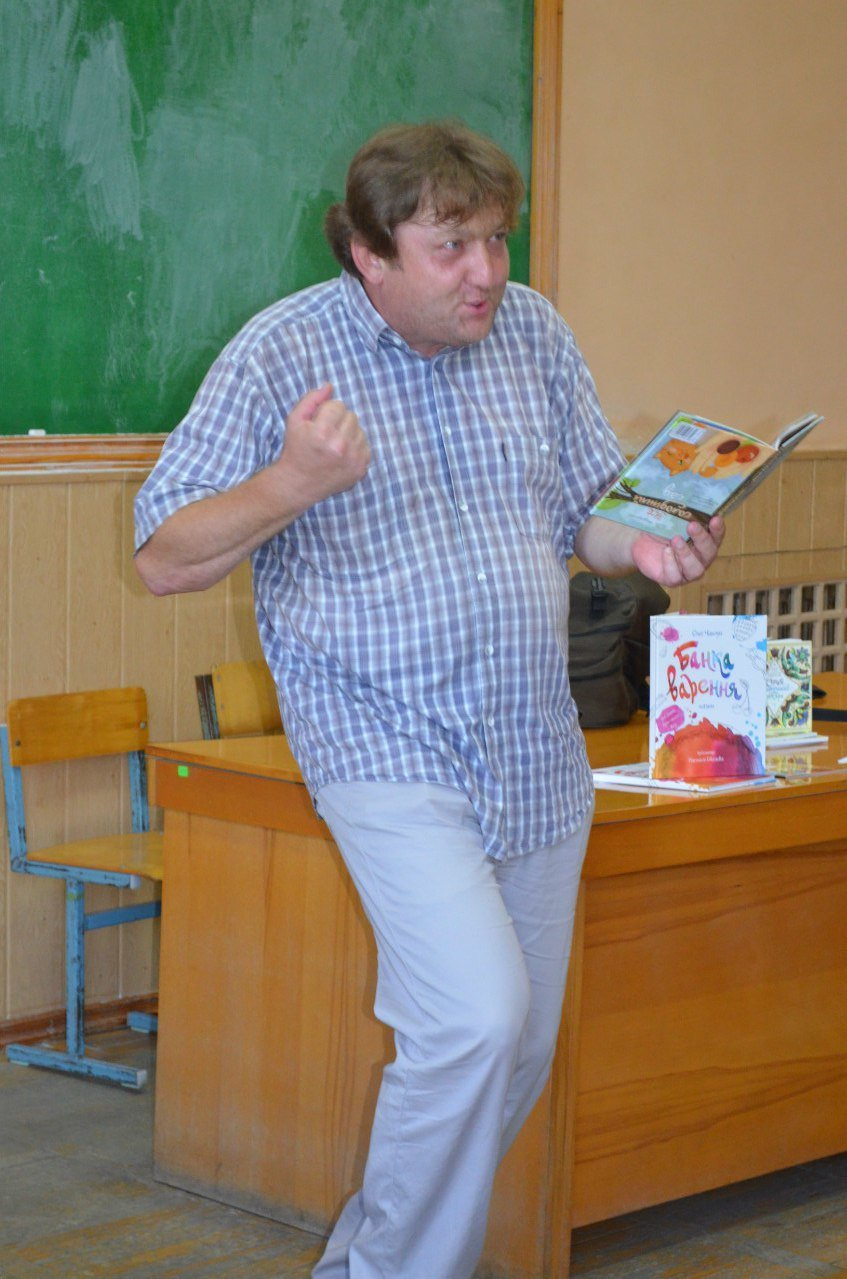 В Бердянске состоялись творческие встречи с Владиславом Ивченко и Иваном Андрусяком (фото) - фото 5