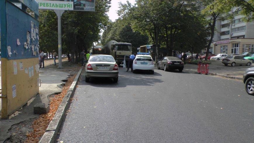 ДТП в Днепропетровске закончилось черепно-мозговой травмой (фото) - фото 1
