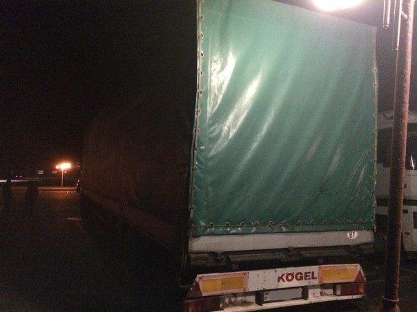 В Гродненской районе задержали водителя перевозившего тысячу литров водки «для себя» (фото) - фото 1