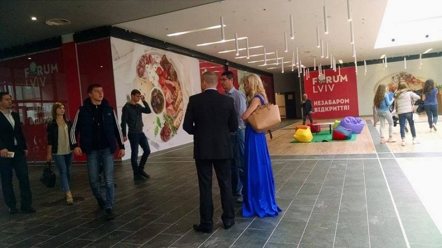 У Львові урочисто відкривають торговий центр «Форум Львів» (ФОТОРЕПОРТАЖ), фото-15
