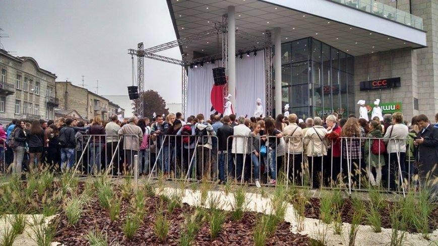 У Львові урочисто відкривають торговий центр «Форум Львів» (ФОТОРЕПОРТАЖ), фото-5