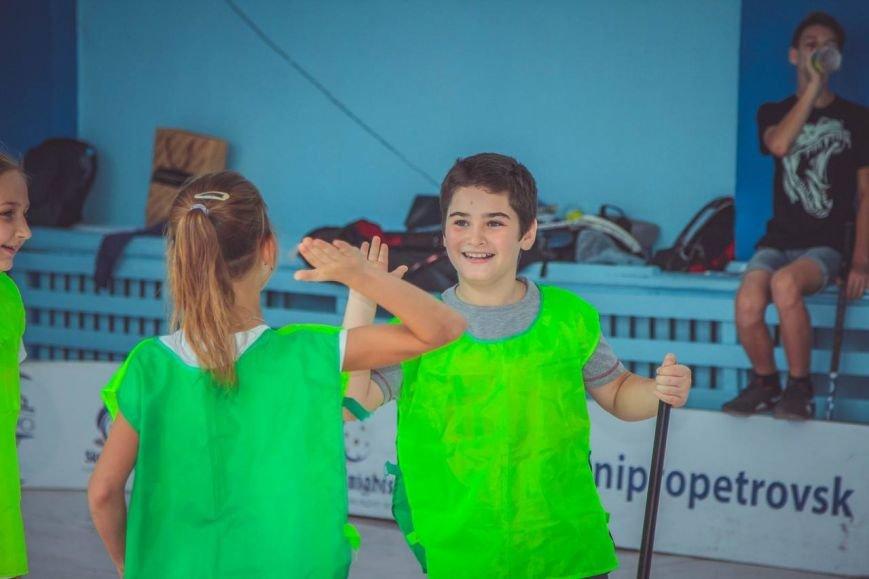Стартовали городские соревнования по флорболу (ФОТО) (фото) - фото 6