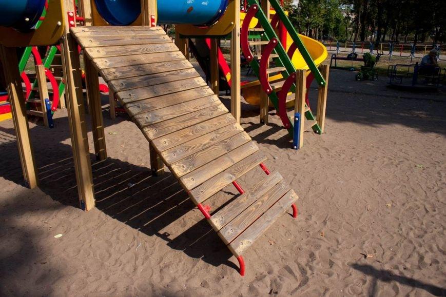 «Чиновничьи качели»: Вместо ремонта аварийной детской площадки криворожанину пишут отписки   (ФОТО), фото-5