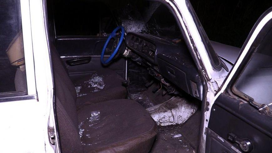 В Кривом Роге: водитель насмерть сбил пешехода и скрылся, обезврежены две ОПГ, похищавшие металл (фото) - фото 1