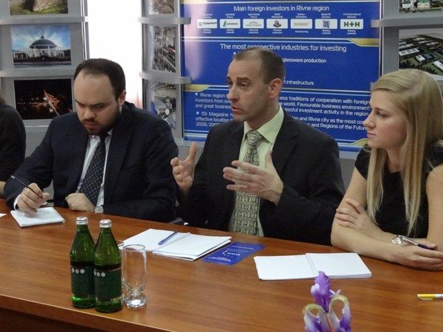 На Рівненщині з місією ЄС обговорили реформи децентралізації (фото) - фото 1