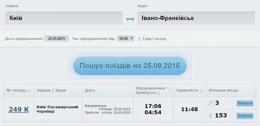 На вихідні Укрзалізниця призначила додаткові поїзди до Івано-Франківська (РОЗКЛАД) (фото) - фото 1