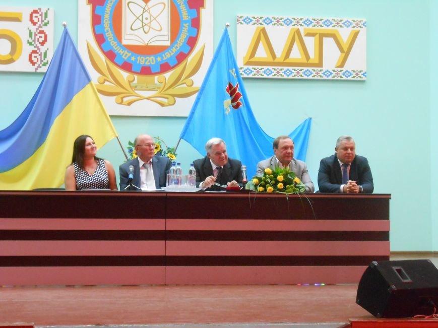 Днепродзержинский государственный технический университет отмечает юбилей (фото) - фото 1