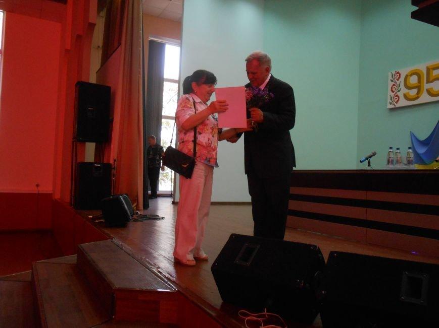 Днепродзержинский государственный университет отмечает юбилей (фото) - фото 7