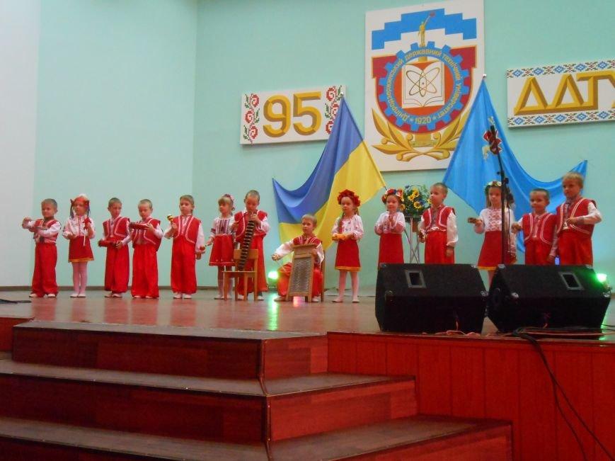 Днепродзержинский государственный технический университет отмечает юбилей (фото) - фото 15